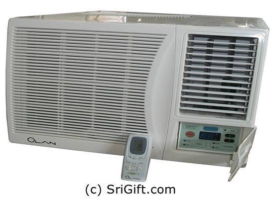 AC Window Type 9000BTU , Made in Korea.