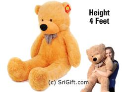4 Ft Big Teddy Bear.